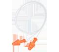 SmartFit® Cotton Corded Earplugs - 25 NRR / SMF-30
