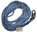 "100' x 5/8"" - 300L Vertical Rope Lifeline"