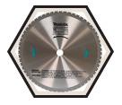 "Circular Saw Blade - 12"" - 76T / A-91039"
