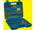 Driver & Drill Bits w/ Accessories Set - Impact - 84 pc / M-00147