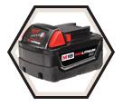 Lithium-Ion Battery - 18 V - 3 AH / REDLITHIUM™