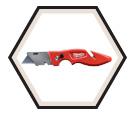 FASTBACK™ Utility Flip Knife / 48-22-1901