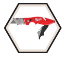 FASTBACK II™ Utility Flip Knife / 48-22-1902