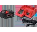 Battery Charger - 12V & 18V Li-Ion / 48-59-1800 Series M18™ & M12™