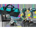 3 Tool Combo Kit - 18V Li-Ion