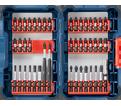 Driver Bit Set - Impact - Phil/Rob/Torx - 44 pc / SDMS44 *IMPACT TOUGH