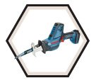 Reciprocating Saw (Tool Only) - Compact - 18V Li-Ion / GSA18V-083B