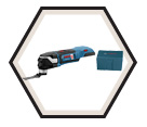 Multi-Tool (Tool Only) - StarlockPlus - 18V Li-Ion / GOP18V-28N