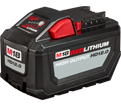 Battery - 12.0 Ah -18V Li-Ion / 48-11-1812 *M18 REDLITHIUM HIGH OUTPUT™