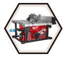 "Table Saw (Kit) - 8-1/4"" dia. - 18V Li-Ion / 2736-21HD *M18 FUEL"