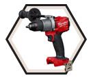 "Hammer Drill/Driver - 1/2"" - 18V Li-Ion / 2804 Series *M18 FUEL"