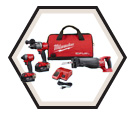 3 Tool Combo Kit - 18V Li-Ion / 2997-23 *M18 FUEL