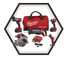 5 Tool Combo Kit - 18V Li-Ion / 2997-25 *M18 FUEL