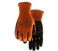 Palm Coated Gloves - Unlined - Poly / 397X6 *STEALTH HEAVY ARTILLERY