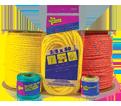 "Rope - Twisted 3-Strand - 3/8"" x 630' / Polypropylene"