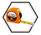 Tape Measure - 25' - Imperial / CF3725 *PROFESSIONAL