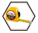 Tape Measure - 25'/7.5m - Imperial & Metric / CF3925IM *PROFESSIONAL