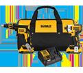 2 Tool Combo Kit - 20V Li-Ion / DCK267D2 *MAX XR