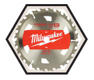 "Circular Saw Blade - 7-1/4"" - 24T / 48-41-0710 *FRAMING"