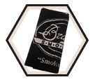 Bar Towel - Black/White - Cotton / BARTOWEL