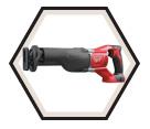 Reciprocating Saw - 18V Li-Ion / 2621 Series *M18