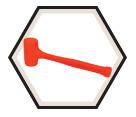 Compo-Cast® Hammer - 21 oz.