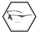 Reading Magnifier Safety Glasses / A900CSA Series