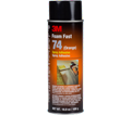 Adhesive - Foam - Clear or Orange - Aerosol / 74 Series *FOAM FAST 74™