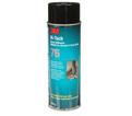 Adhesive - Wood, Metal. Glass - Clear - Aerosol / 76 *HI-TACK