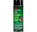 Adhesive - Multi-Purpose - Clear - Aerosol / 90 *HI-STRENGTH