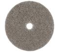 Scotch-Brite™ EXL Unitized Wheel, 8A MED, 3 in x 1/8 in x 3/8 in - Tan