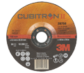 Cut & Grind Wheel - Ceramic - Type 27 / AB287 Series *CUBITRON II