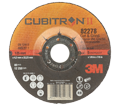 3M™ Cubitron™ II Cut and Grind Wheel, 82278, T27, 5 in x 1/8 in x 7/8 in - Black
