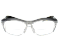 Safety Glasses - Polycarbonate - Plastic Frame / 11411 *NUVO™ READERS
