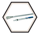"Split Beam SAE Torque Wrench - 3/8"" & 20-100 ft./lbs."