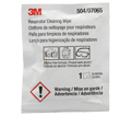 Cleaning Wipes - Respirator - Alcohol Free / 504