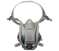 Respirator - Half-Facepiece - Reusable / 6500QL Series *COOL FLOW