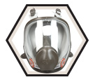 Respirator - Full Facepiece - Reusable / 6000 Series