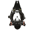 3M™ Full Facepiece Reusable Respirator, 7800S-M, medium - Black