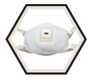 Respirator - Welding - Disposable - N95 / 8214 *COOL FLOW