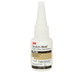 3M™ Scotch-Weld™ Plastic & Rubber Instant Adhesive, PR100, clear, 20 g - Clear