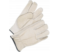 Driver Glove - Unlined - Leather / 20-1-1581 Series