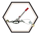 Hand Power Puller - 4 tons
