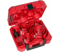 Hole Saw Kit - 10 PC - Carbide / 49-56-9290 *BIG HAWG™