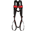 Full Body Harness - Vest Style - Red/Black / 116157 Series