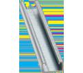 """Strut Channel - 13/16"""" - Single - 20' / Pre-Galvanized Steel *12 GAUGE"""