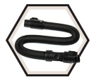 Hose - 9 ft - Black / 49-90-1964