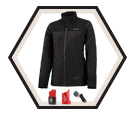 Heated Jacket (Kit) - Woman's - 12V Li-Ion / 233 Series *AXIS 2018