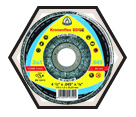 Cut-Off Wheel - Aluminum Oxide - Type 42 / 342 Series *EDGE