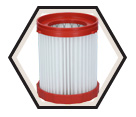 Vacuum Filter - HEPA - Wet/Dry Use / VF320H